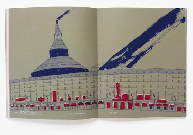 Fedrigoni paper book interior