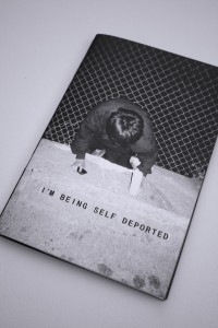 Black and white photography zine