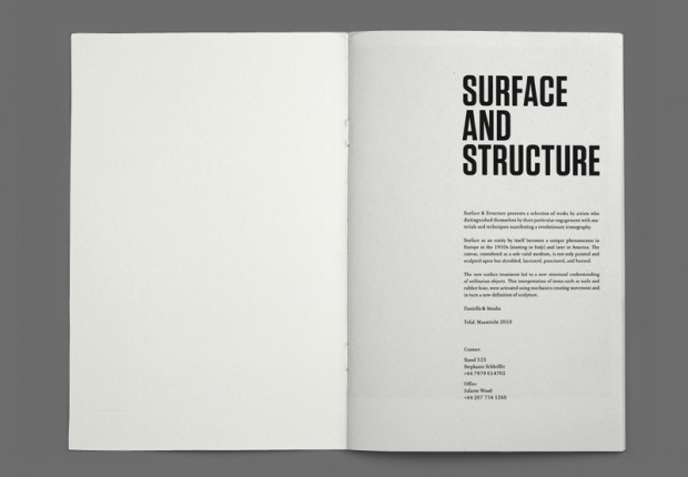 Surface and structure the book design blog for Layout book design inspiration