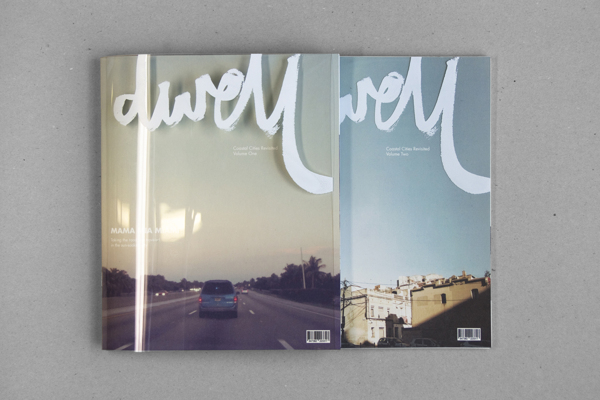 Dwell travel guide covers