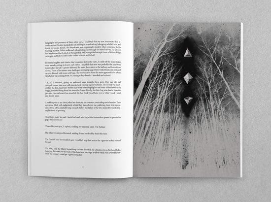 illustrated book design inspiration