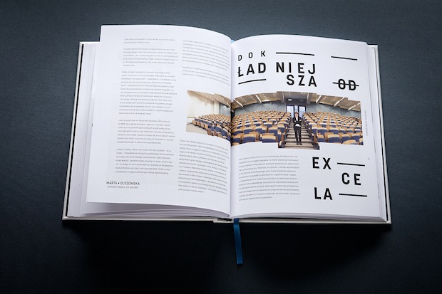 polish book design inspiration
