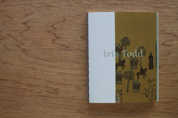 Iris Todd book design inspiration