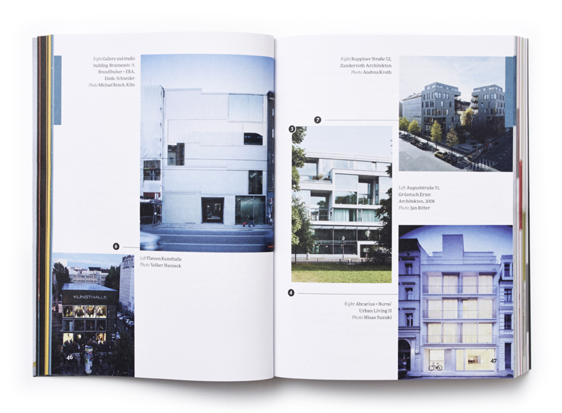Berlin Design Guide interior spread