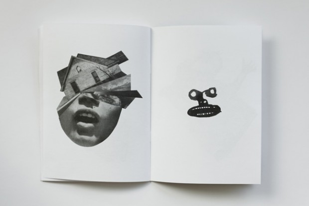Jesse Draxler illustration zine design inspiration