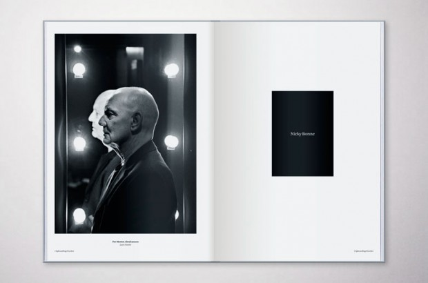 Photography book design inspiration