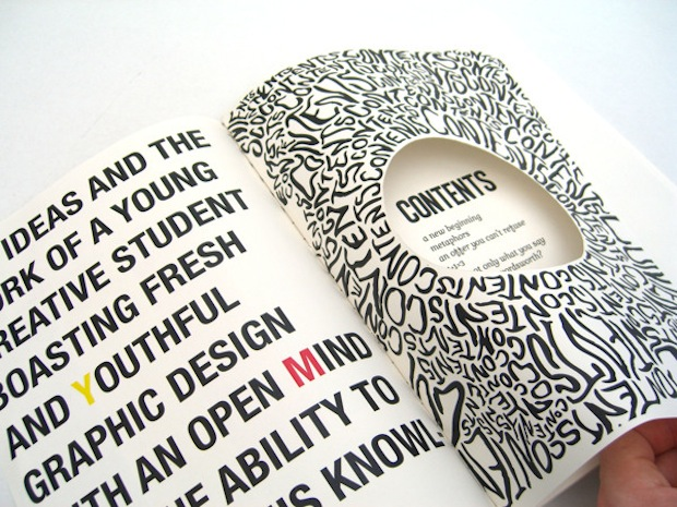 Creative Book Design : Creative mind useful knowledge the book design