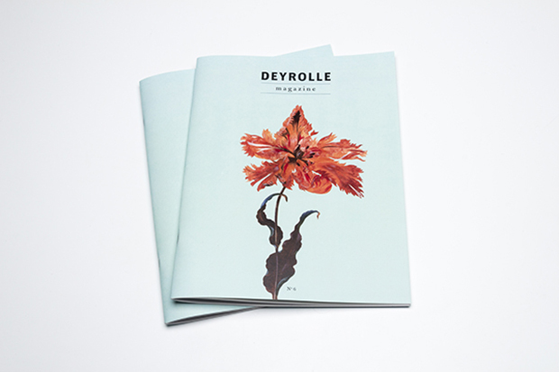 Deyrolle magazine the book design blog for Layout book design inspiration