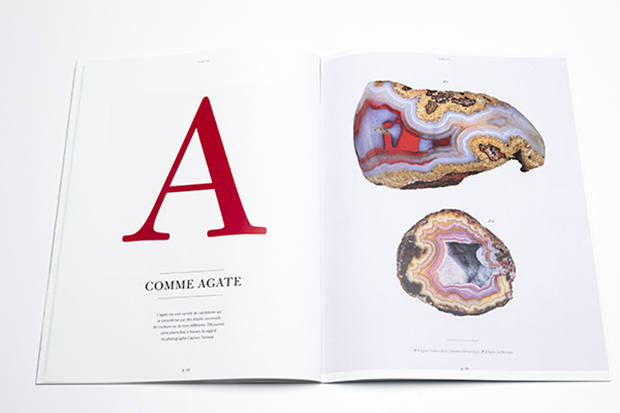 magazine graphic design inspiration