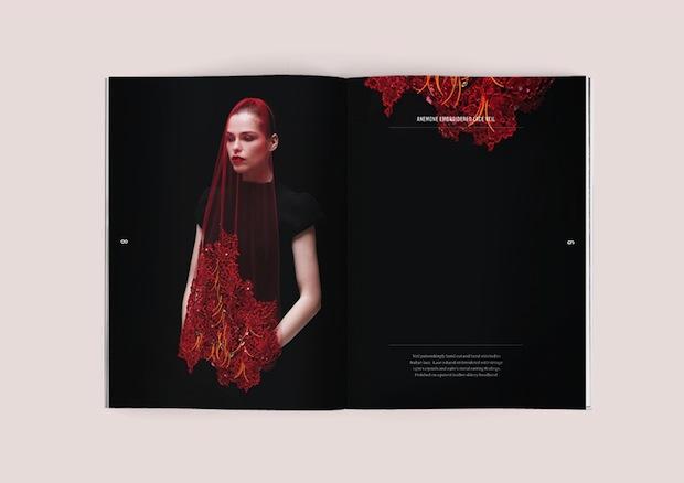 fashion accessory catalogue design inspiration
