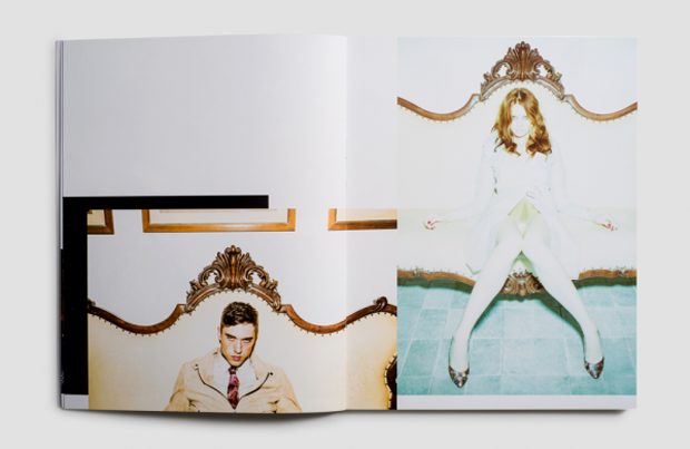 fashion catalogue book design inspiration