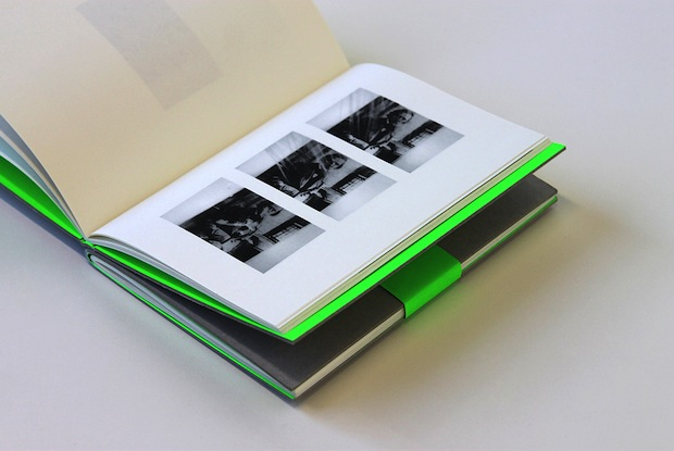 Black-Fluo cd pack design inspiration
