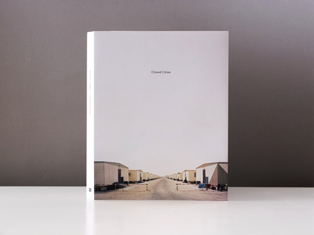 Book Cover Inspiration ~ Closed cities the book design