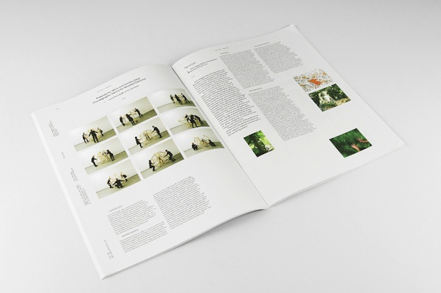 The Cyprus Dossier magazine editorial design inspiration
