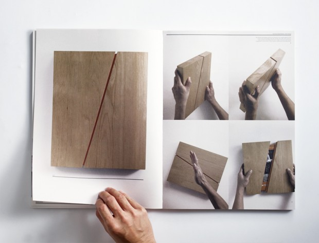 experimental book design inspiration
