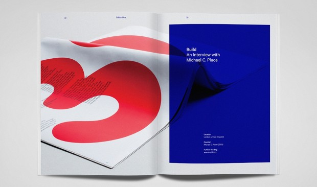 magazine and editorial design inspiration