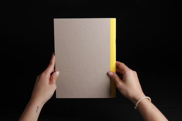 creative book project design inspiration