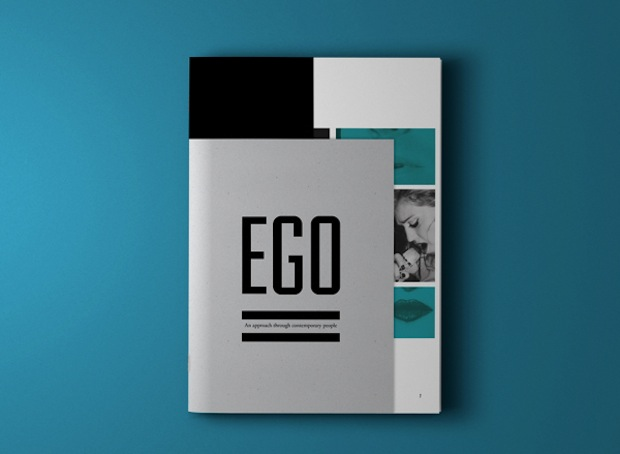 Ego publication the book design blog for Layout book design inspiration