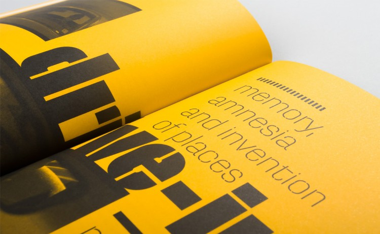 editorial typography design inspiration