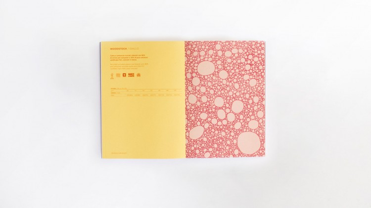 Graphic design inspiration – Woodstock Wonders, a sketch book for graphic designers