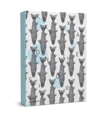 Haruki Murakami – Kafka on the Shore illustrated book cover