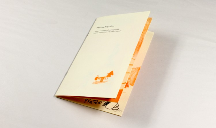 illustrated mini book