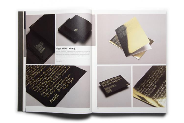 Book design inspiration – Interior spread/layout