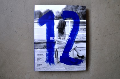 Magazine cover design inspiration – Heimatdesign 12