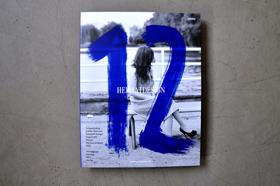 Photo Book Cover Inspiration : Heimatdesign magazine the book design