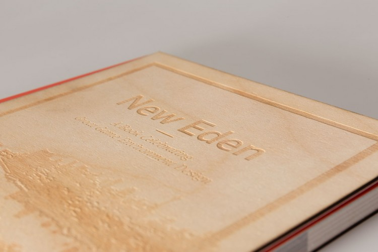 Wooden Lazer Etched book cover – The Book Design Blog