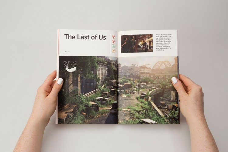 New Eden – A book of game environments – The Book Design Blog