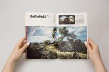Book Design Inspiration – New Eden, a book of game environments – The Book Design Blog