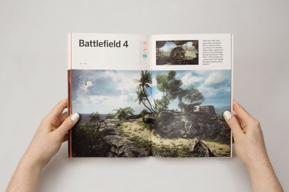 Book Design Inspiration – New Eden, a book of game environments – The Book Design Blog