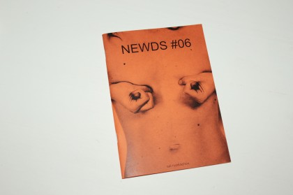 Zine Design Inspiration – Newds Photography Zine